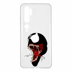 Чехол для Xiaomi Mi Note 10 Venom jaw