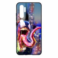 Чехол для Xiaomi Mi Note 10 Venom slime