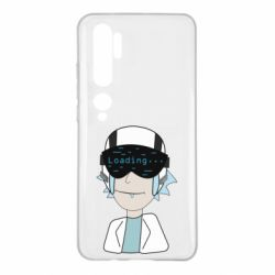 Чехол для Xiaomi Mi Note 10 vr rick