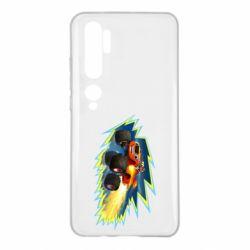 Чохол для Xiaomi Mi Note 10 Вспиш 2