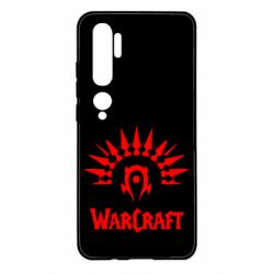 Чехол для Xiaomi Mi Note 10 WarCraft Logo