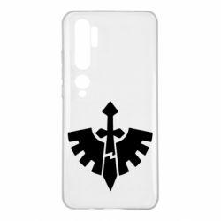 Чохол для Xiaomi Mi Note 10 Warhammer 40k Dark Angels