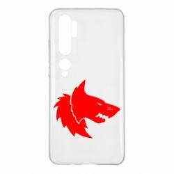 Чохол для Xiaomi Mi Note 10 Warhammer Space Wolf