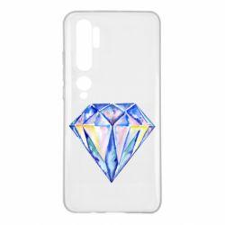 Чехол для Xiaomi Mi Note 10 Watercolor diamond