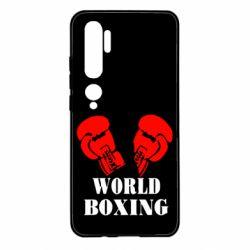 Чохол для Xiaomi Mi Note 10 World Boxing