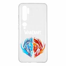Чехол для Xiaomi Mi Note 10 World of warcraft battle for azeroth