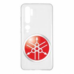 Чохол для Xiaomi Mi Note 10 Yamaha Logo 3D