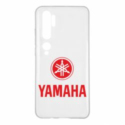 Чохол для Xiaomi Mi Note 10 Yamaha Logo(R+W)
