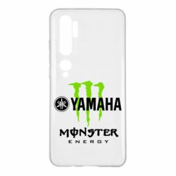 Чехол для Xiaomi Mi Note 10 Yamaha Monster Energy