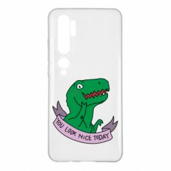 Чехол для Xiaomi Mi Note 10 You look nice today