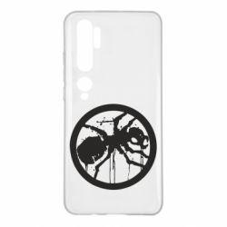 Чехол для Xiaomi Mi Note 10 Жирный муравей
