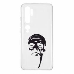 Чехол для Xiaomi Mi Note 10 Зомби (Ходячие мертвецы)