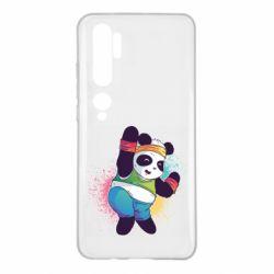 Чохол для Xiaomi Mi Note 10 Zumba Panda