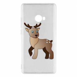 Чехол для Xiaomi Mi Note 2 Cartoon deer