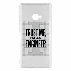 Чохол для Xiaomi Mi Note 2 Довірся мені я інженер