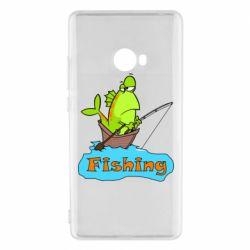 Чехол для Xiaomi Mi Note 2 Fish Fishing