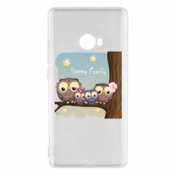 Чехол для Xiaomi Mi Note 2 Happy family