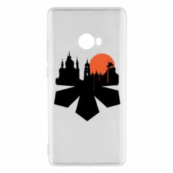 Чохол для Xiaomi Mi Note 2 Kiev city of chestnuts