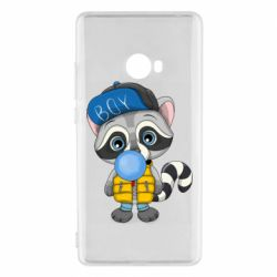Чехол для Xiaomi Mi Note 2 Little raccoon