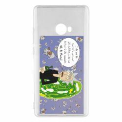 Чехол для Xiaomi Mi Note 2 Rick Wiseau