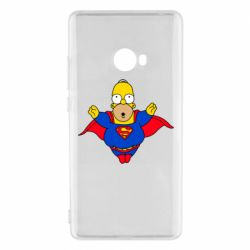 Чехол для Xiaomi Mi Note 2 Simpson superman