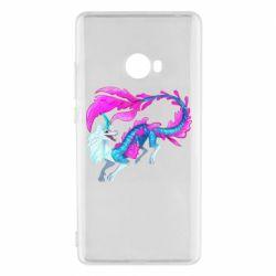 Чохол для Xiaomi Mi Note 2 Sisu Water Dragon