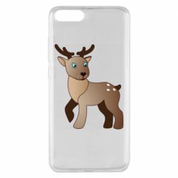 Чехол для Xiaomi Mi Note 3 Cartoon deer