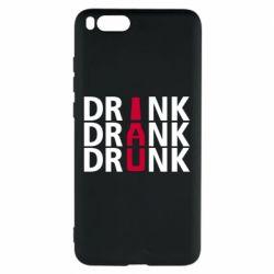 Чехол для Xiaomi Mi Note 3 Drink Drank Drunk