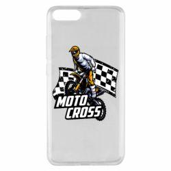 Чехол для Xiaomi Mi Note 3 Motocross