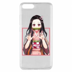 Чохол для Xiaomi Mi Note 3 Nezuko