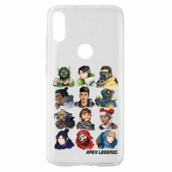 Чохол для Xiaomi Mi Play Apex legends heroes