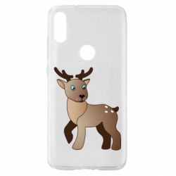 Чехол для Xiaomi Mi Play Cartoon deer