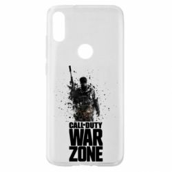 Чехол для Xiaomi Mi Play COD Warzone Splash