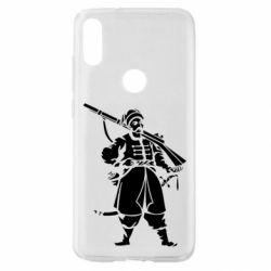Чехол для Xiaomi Mi Play Cossack with a gun