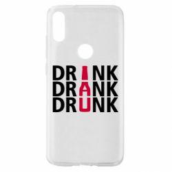 Чехол для Xiaomi Mi Play Drink Drank Drunk