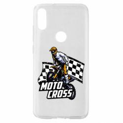 Чехол для Xiaomi Mi Play Motocross