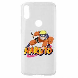 Чохол для Xiaomi Mi Play Naruto with logo