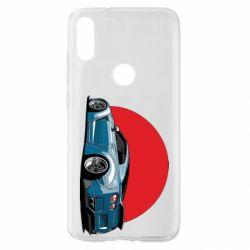 Чехол для Xiaomi Mi Play Nissan GR-R Japan
