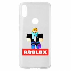 Чехол для Xiaomi Mi Play Roblox Cool