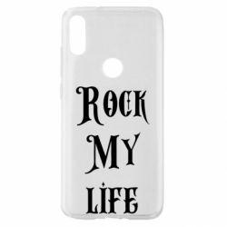 Чехол для Xiaomi Mi Play Rock my life