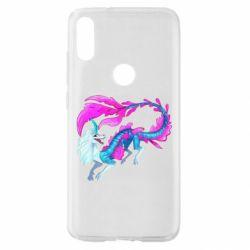 Чохол для Xiaomi Mi Play Sisu Water Dragon