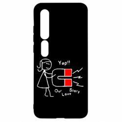Чехол для Xiaomi Mi10/10 Pro 2302Our love story2