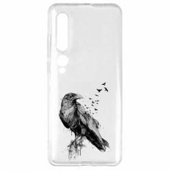 Чехол для Xiaomi Mi10/10 Pro A pack of ravens