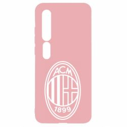 Чехол для Xiaomi Mi10/10 Pro AC Milan logo