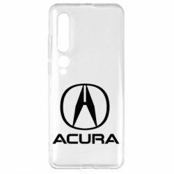 Чехол для Xiaomi Mi10/10 Pro Acura logo 2
