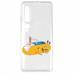 Чехол для Xiaomi Mi10/10 Pro Adventure time 4