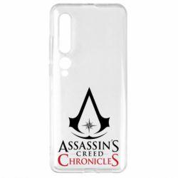 Чехол для Xiaomi Mi10/10 Pro Assassin's creed ChronicleS