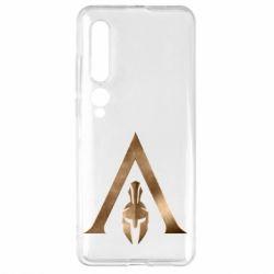 Чехол для Xiaomi Mi10/10 Pro Assassin's Creed: Odyssey logo
