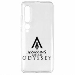Чехол для Xiaomi Mi10/10 Pro Assassin's Creed: Odyssey logotype