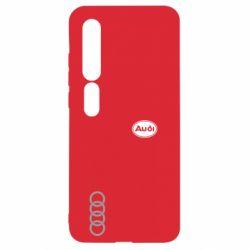 Чехол для Xiaomi Mi10/10 Pro Логотип Audi